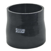 STAINLESS DIESEL SD52550 5IN TO 5.5 SILICONE REDUCER BOOT (UNIVERSAL)