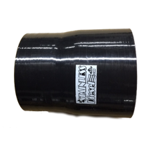 """STAINLESS DIESEL 2.75""""/3"""" reducer bootX6 2.75""""ID X 3""""ID X 6""""L (UNIVERSAL)"""
