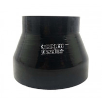 """STAINLESS DIESEL 3.5""""IDx5""""IDx4""""L reducer silicone (UNIVERSAL)"""