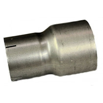 """STAINLESS DIESEL R51-40A EXHAUST REDUCER, 5"""" ID X 4"""" OD, ALUM (UNIVERSAL)"""