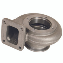 BorgWarner S300SX 0.88 A/R T4 80/74mm Open Flow Turbine Housing