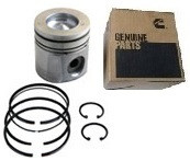 CUMMINS OEM PISTON KIT .040 OVERSIZED (04.5-07 CUMMINS 5.9L)