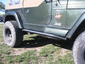 ACE ENGINEERING TJ Rock Sliders