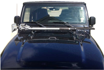 ACE ENGINEERING TJ Hi-Lift Jack Billet Hood Mount
