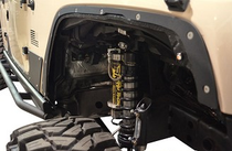 ACE ENGINEERING JK Fender Delete Kit