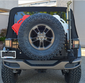 ACE ENGINEERING JK Stand Alone Tire Carrier