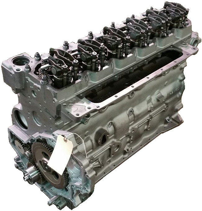 Cummins Crate Engine Common Rail