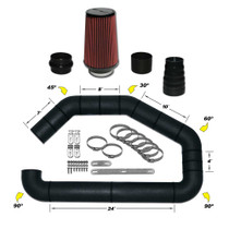 AIRAID 101-401 UNIVERSAL INTAKE KIT