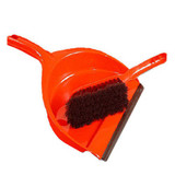 Dustpan Set Red