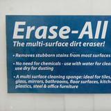 Erase All Sponge