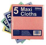 Maxi Weight Cloths Green