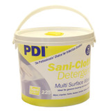 Sanicloth Detergent Wipes Bucket