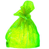 Green Dissolvo Laundry Bags
