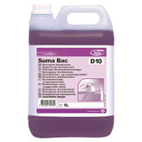 D10 Suma Bac Cleaner Sanitiser 5L