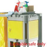 Lockable Safe-box for Structocart