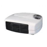 Fiji 2Kw Fan Heater - Two Heat Settings with Thermostat &  Frost Protection