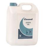 Lemon Floor Gel - 5 Litre
