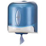 Lotus Professional Reflex Dispenser Smoked Blue Plastic