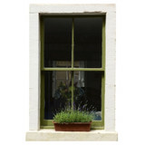 Window Frame Vinyl Design 'D' Sash Window 1000 x 670mm