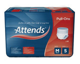 Attends Pull Ons Level 5 Incontinence Pants - Medium