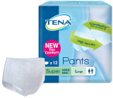 Tena Pants Super - Incontinence Pull-Ups - Large