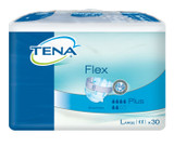 TENA Flex Plus Belted Incontinence Pads - Large