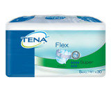 TENA Flex Super Belted Incontinence Pads - Small