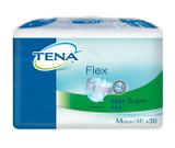 TENA Flex Super Belted Incontinence Pads - Medium
