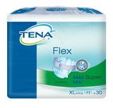 TENA Flex Super Belted Incontinence Pads - Extra Large