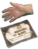 Poly Gloves Medium
