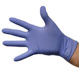Blue Nitrile Gloves Powderfree Small