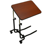 Overbed / Overchair Table - Two Castor Model
