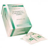 Disinfectant Isopropyl Wipes For Medical Devices - Pack 100