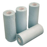 Blue Hygiene Roll 10 Blue