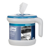 Portable Tork Reflex Centre Feed Dispenser + 1 White Roll
