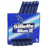 Gillette Blue Two Razors