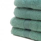 Hand Towel 6 Pack - Jade, 500gsm