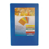 Chopping Board Standard Density Blue