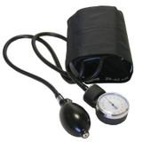 Aneroid Sphygmomanometer Black