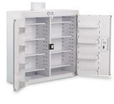 Drug & Medicine Cabinet - 1000 x 300 x 900mm