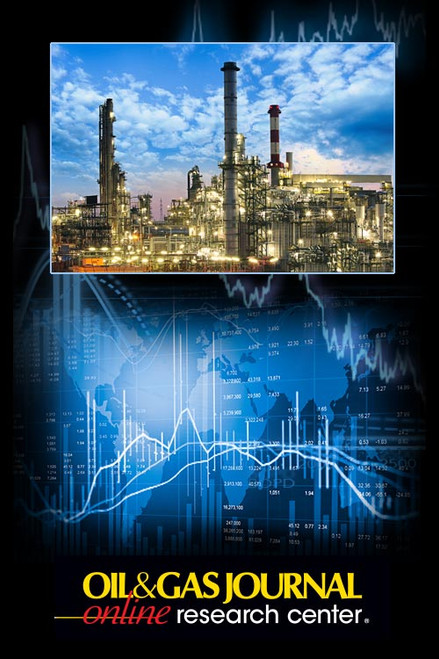 Nelson Refinery Quarterly Itemized Refining Cost Index