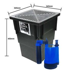 Plastic Stormwater Pits - 1BPS-100V