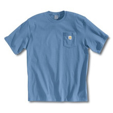 Carhartt Pacific Blue Pocket T-Shirt