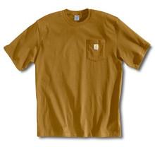 Carhartt Brown Pocket T-Shirt