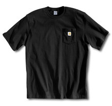 Carhartt Black Pocket T-Shirt