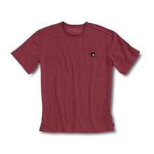 Carhartt Crimson Short Sleeve Work-Dry T-Shirt