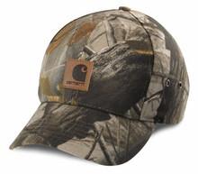 Carhartt Boys Camouflage Baseball Cap