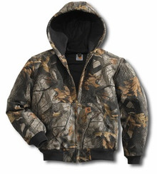Carhartt Camouflage Active Jacket