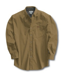 Carhartt Long-Sleeve Twill Shirt