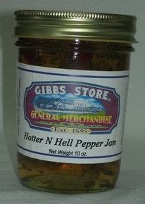 Hotter 'N' Hell Pepper Jam